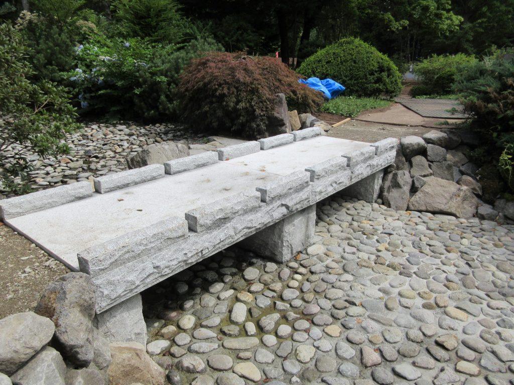 豊平公園-石橋