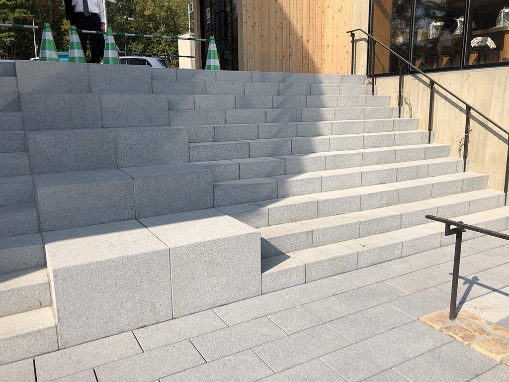 ニセコ-御影階段